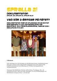 Läs rapporten - Landstinget Sörmland