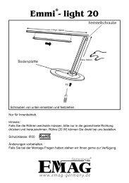Emmi®- light 20 - Emag AG