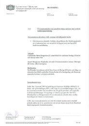 21 Överenskommelse om samarbete kring personer med psykisk ...