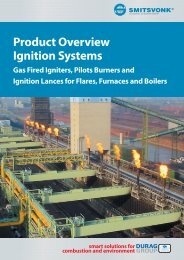 Product Overview Ignition Systems