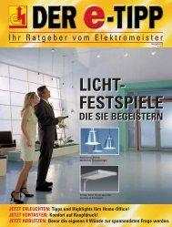 E-Tipp: Lichtfestspiele, die Sie begeistern - Elektro Heinrich Hillen e.k.