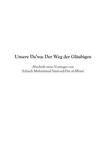 Ibrahim: Im Namen Allahs - alhamdulillah - und möge ... - Salaf.de