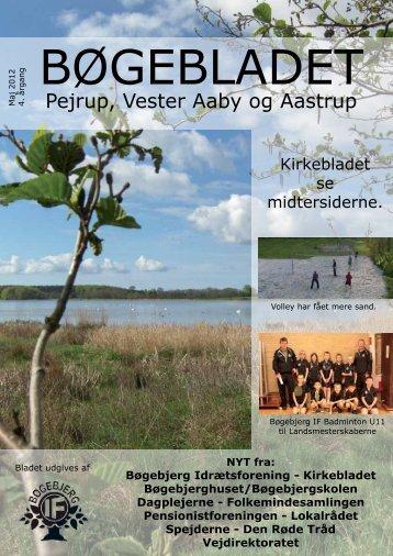 Pejrup, Vester Aaby og Aastrup - BØGEBJERG IF