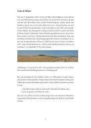 Vollständiger Bericht - Salam Shalom