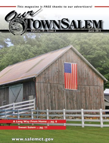Our Town - Town of Salem