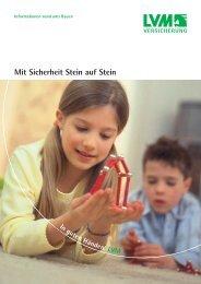 Mit Sicherheit Stein auf Stein - SalesCatalog.de