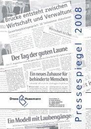 Pressespie gel 2008 - Dhp-sennestadt.de