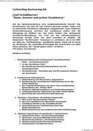 Buch-Empfehlung: Linksfaschismus u.ä. - Esoterik heisst: Neues ...