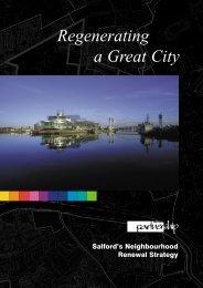 Salford's Neighbourhood Renewal Strategy - Salford City Council