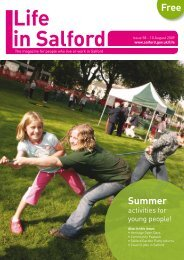 Summer - Salford City Council