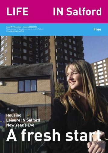 LIFE IN Salford - Salford City Council