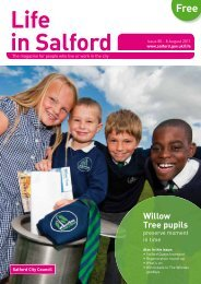 Issue 80 - 18 August 2011 (Adobe PDF format, 4.9mb) - Salford City ...