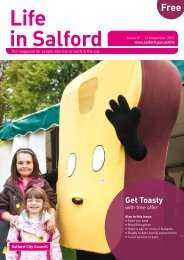 Life in Salford issue 81 - Salford City Council