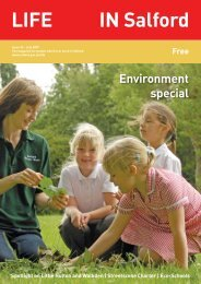 Issue 43 - July 2007 - Salford City Council
