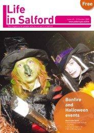 Issue 60 - 12 October 2009 (Adobe PDF format, 2.5mb) - Salford City ...