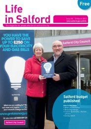 Issue 86 - 18 March 2013 (Adobe PDF format, 4mb) - Salford City ...
