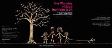 the Worsley village heritage trail - Visit Salford