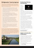 Worsley and Boothstown Spring 2011 Newsletter - Salford City ... - Page 6