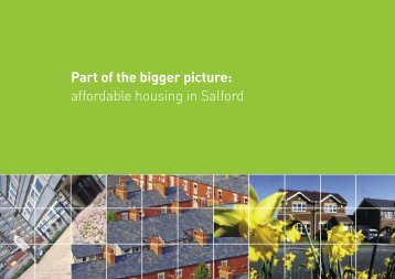 Affordable Housing Strategy - Salford City Council