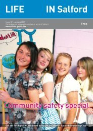 Issue 52 - January 2009 - Salford City Council