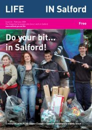 Issue 46 - February 2008 - Salford City Council