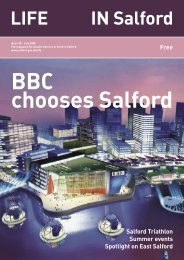 Issue 38 - July 2006 - Salford City Council