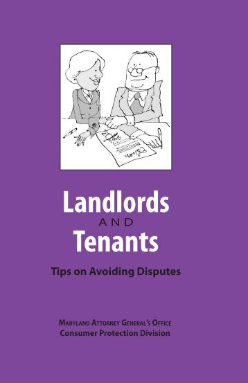 Landlord and Tenants