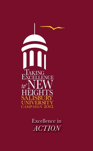 Su Foundation Annual Report 2006 2007 Salisbury University