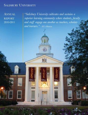 Entire Document - Salisbury University