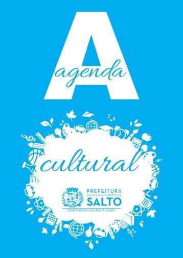 Agenda Cultural – abril/2013 - Prefeitura da Estância Turística de ...