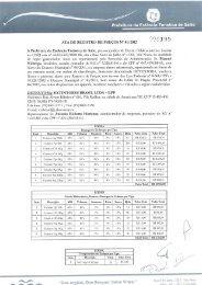 Manutenção de Extintores - Vigência até 12/03/2013 - Prefeitura da ...