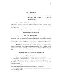 LEI Nº 2.890/2008 - Prefeitura da Estância Turística de Salto