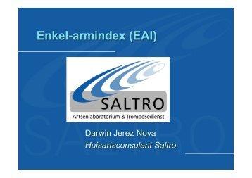Enkel-armindex (EAI) - Saltro