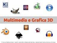 Multimedia e Grafica 3D - SaLUG