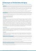 Schulzeitbescheinigung - Salus BKK - Seite 2