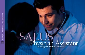 Physician Assistant - Salus University