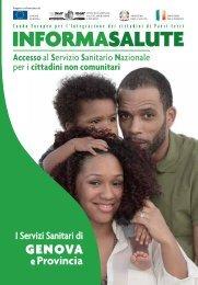 Genova - Ministero della Salute