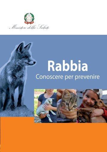 Rabbia: conoscere per prevenire - Ministero della Salute