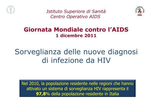 infezioni da hiv