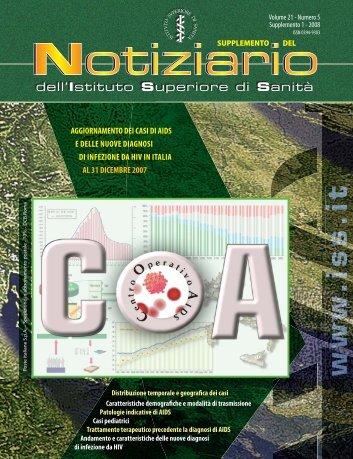 Notiziario ISS n. 5/2008 - Ministero della Salute