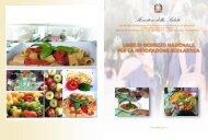 Linee di indirizzo nazionale per la ristorazione scolastica