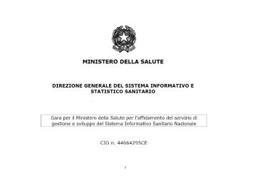 Risposte ai quesiti ed Errata corrige - Ministero della Salute