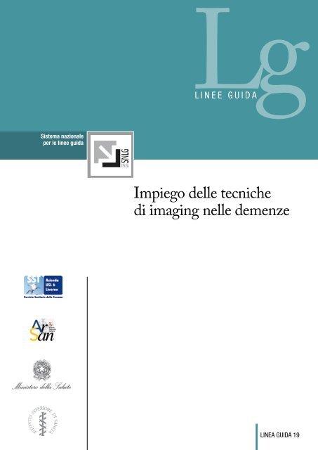 Impiego delle tecniche di imaging nelle demenze - Istituto Superiore ...