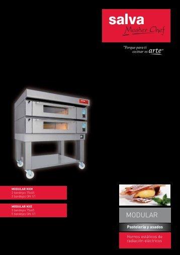 Ficha Horno modular [PDF 81.26 KB ] - Salva