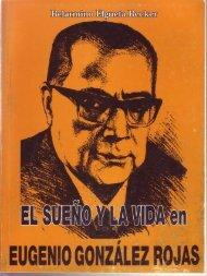 El sueño y la vida en Eugenio González Rojas - Salvador Allende