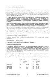 V.- POLITICA DE TIERRAS Y COLONIZACION El ... - Salvador Allende