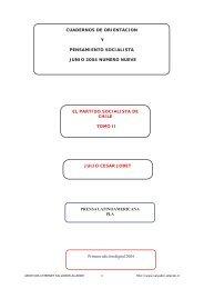 Historia PSII - Salvador Allende