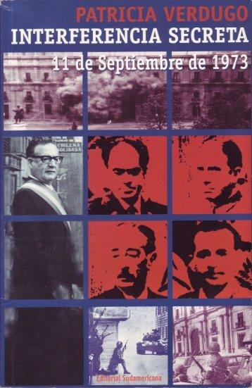 Interferencia secreta 11 de septiembre de 1973 - Salvador Allende