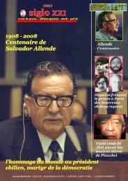 Chile Siglo XXI - Salvador Allende