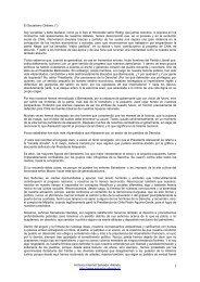 El Socialismo Chileno - Salvador Allende